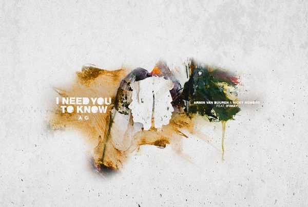 Armin van Buuren & Nicky Romero feat. Ifimay - I Need You To Know