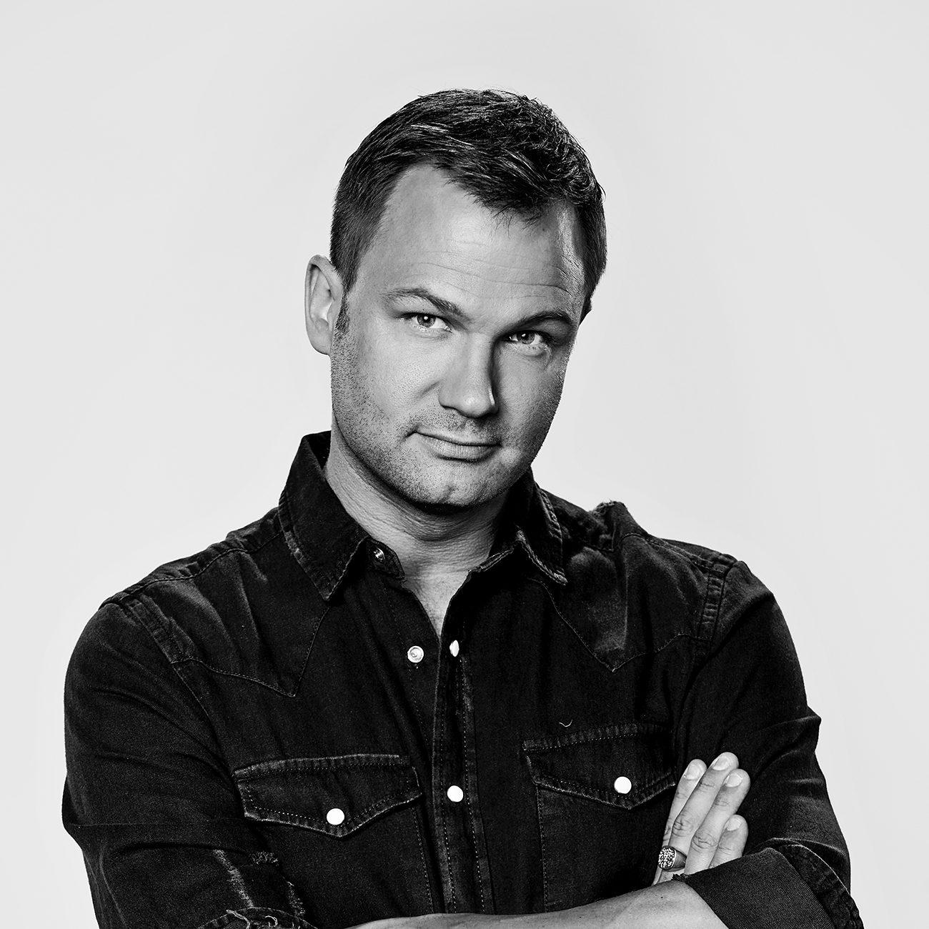 Jeffrey Sutorius (former member of Dash Berlin)