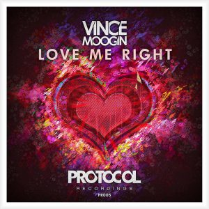 Vince Moogin - Love Me Right
