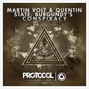 Martin Volt & Quentin State, Burgundy's - Conspiracy