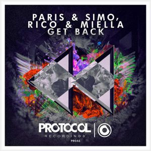 Uploaded ToParis & Simo, Rico & Miella - Get Back