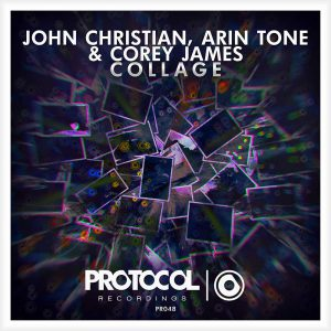 John Christian, Arin Tone & Corey James - Collage