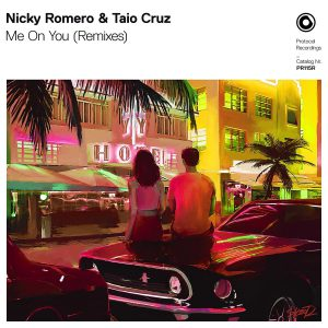 Nicky Romero & Taio Cruz - Me On You (Remixes)