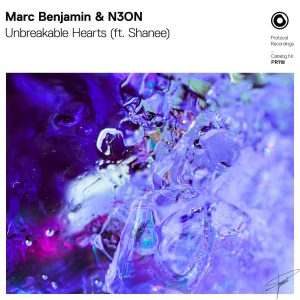 Marc Benjamin & N3ON - Unbreakable Hearts (ft. Shanee)