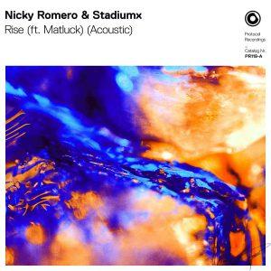 Nicky Romero & Stadiumx - Rise (ft. Matluck) (Acoustic)