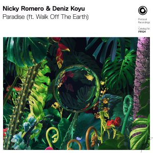 Nicky Romero & Deniz Koyu - Paradise (ft. Walk off the Earth)