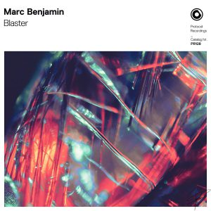 Marc Benjamin - Blaster