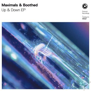 Maximals & Boothed - Up & Down EP