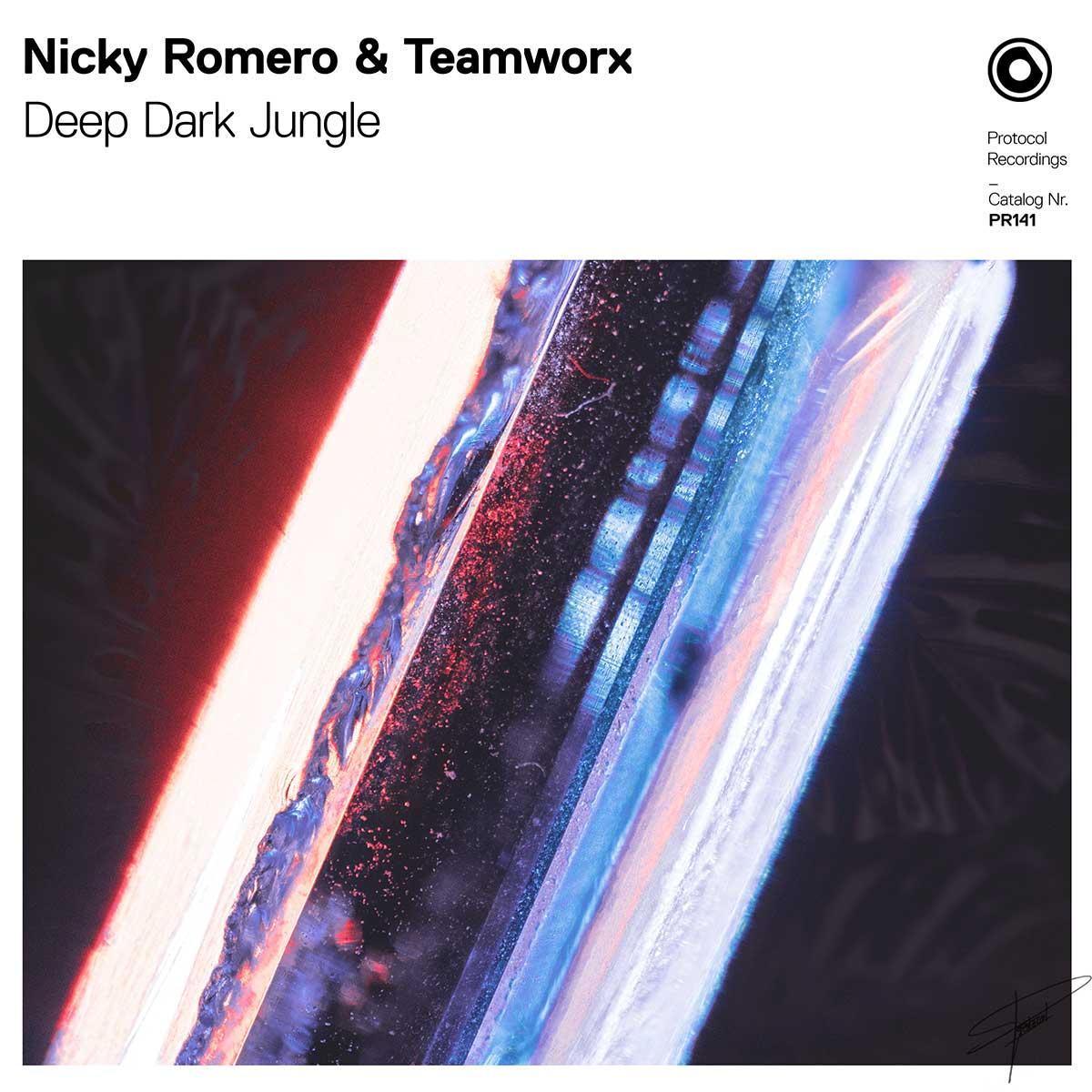 Nicky Romero & Teamworx - Deep Dark Jungle