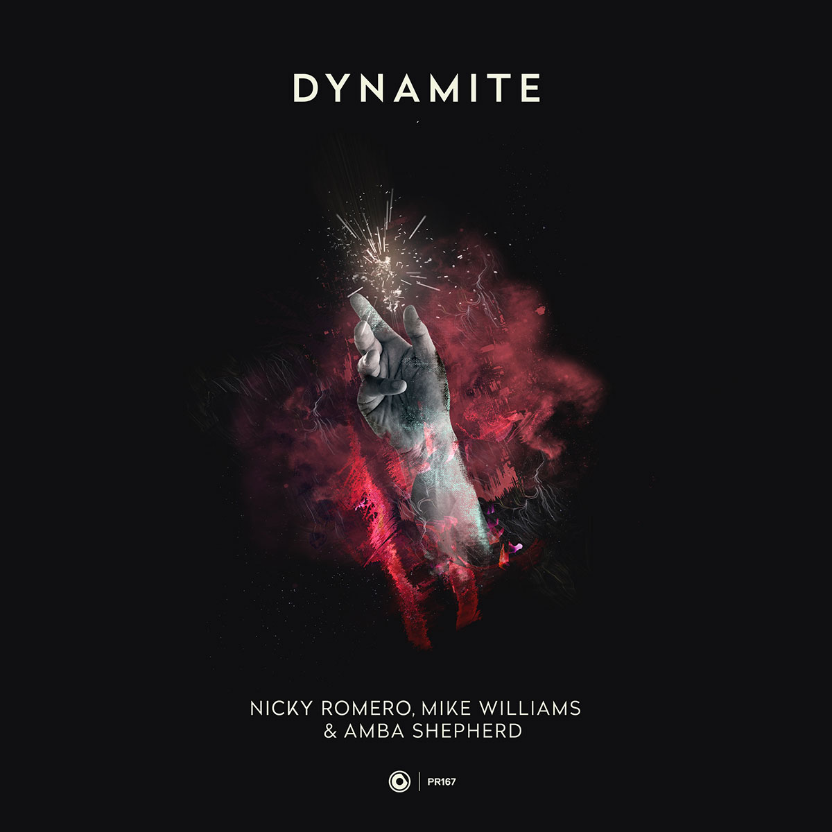 "Nicky Romero, Mike Williams and Amba Shepherd Team Up for ""Dynamite"" collaboration."