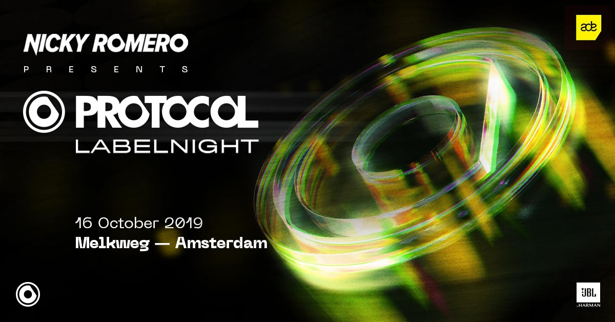 ADE 2019: Line-up Phase 1 Announced!